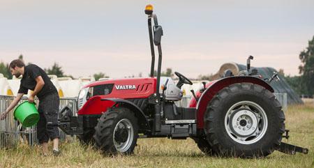 kompakt-traktor