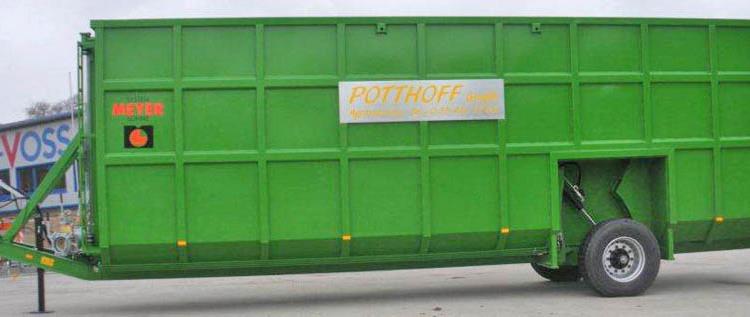 Feldrandcontainer