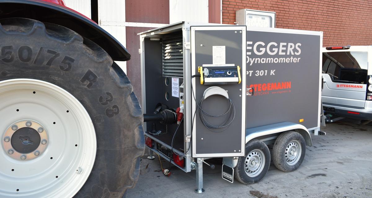 Eggers Dynamometer