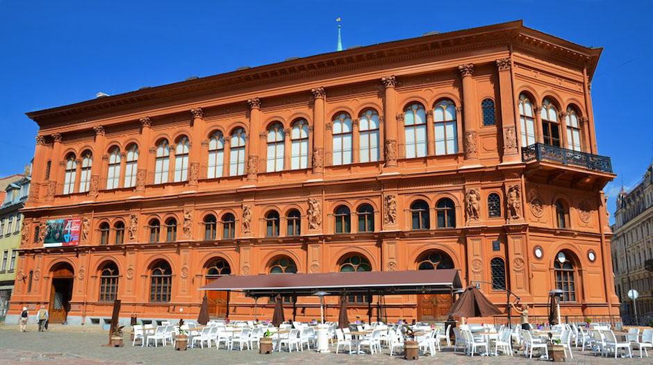 Art-Museum-Riga-Bourse