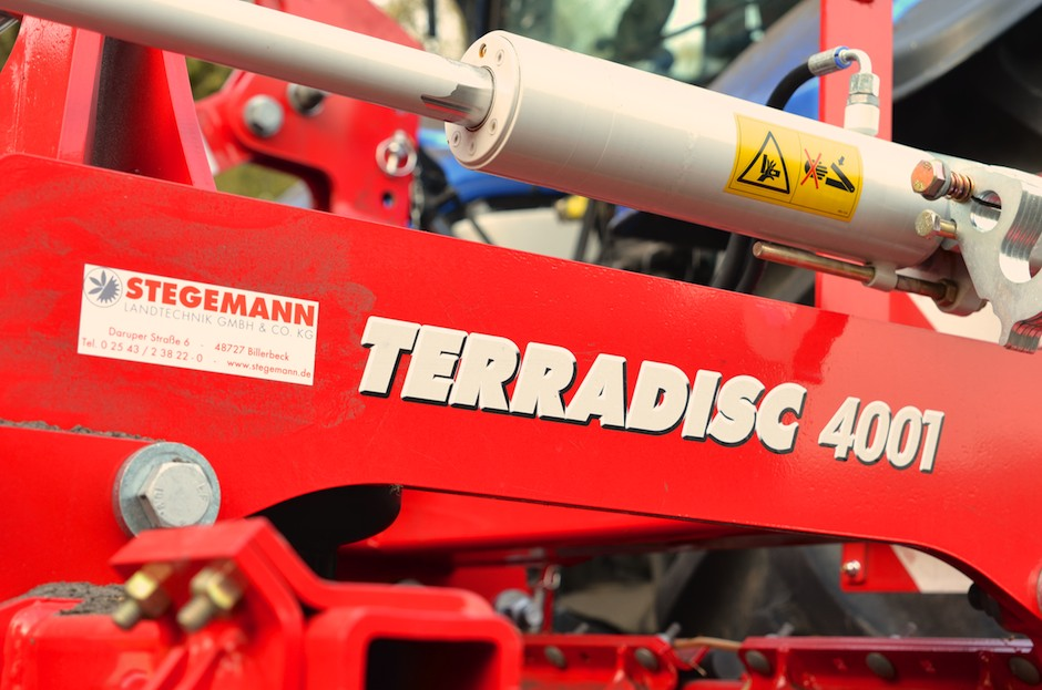 Terradisc 4001