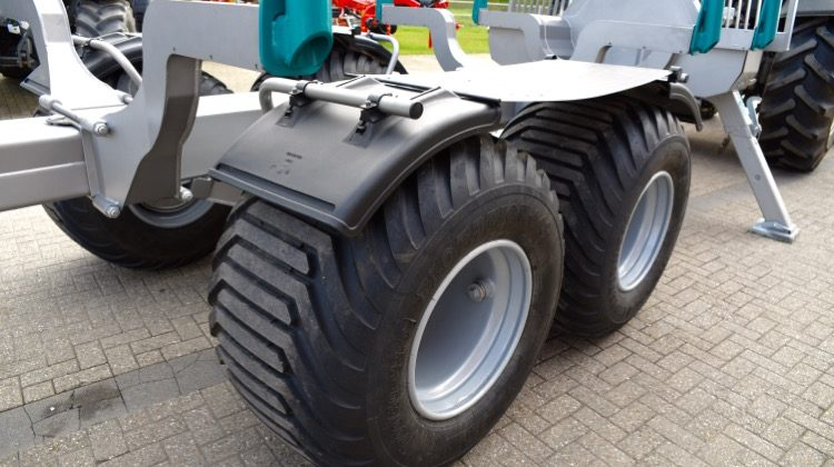 Pfanzelt L19 Rückewagen