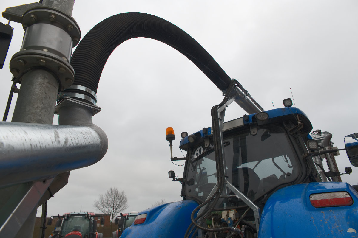 Saugarm New Holland