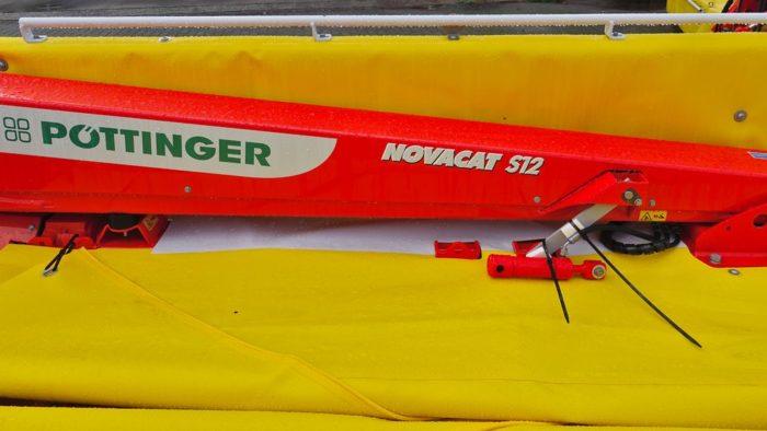Pöttinger NOVACAT S12
