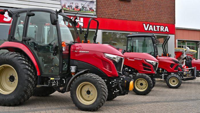 Yanmar Traktoren