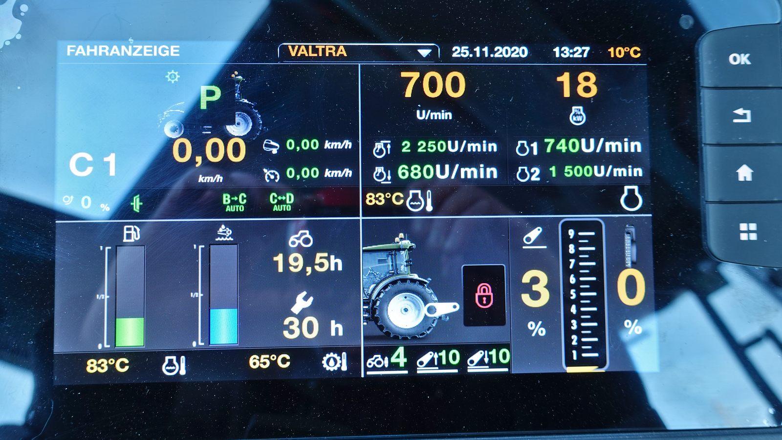 Valtra G105 Versu