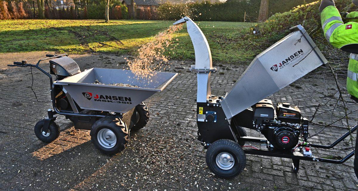 Jansen GTS-1500E