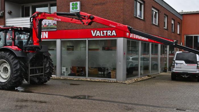 Valtra N174 Forst